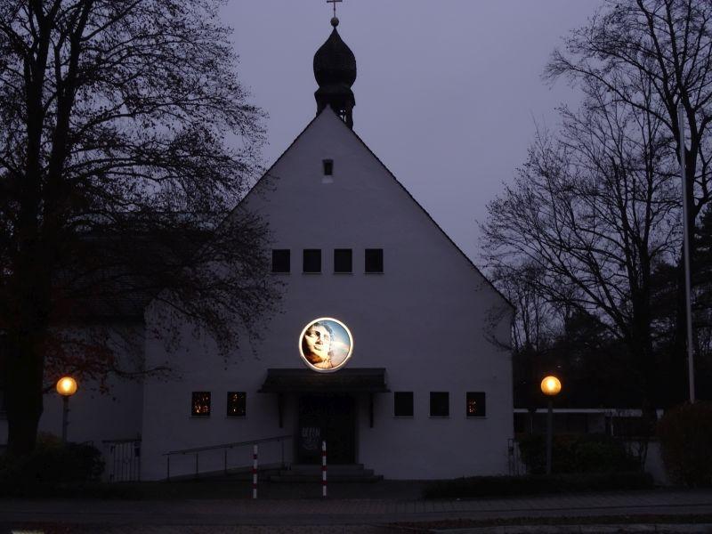 Fotowettbewerb: Eingang Michaelskirche