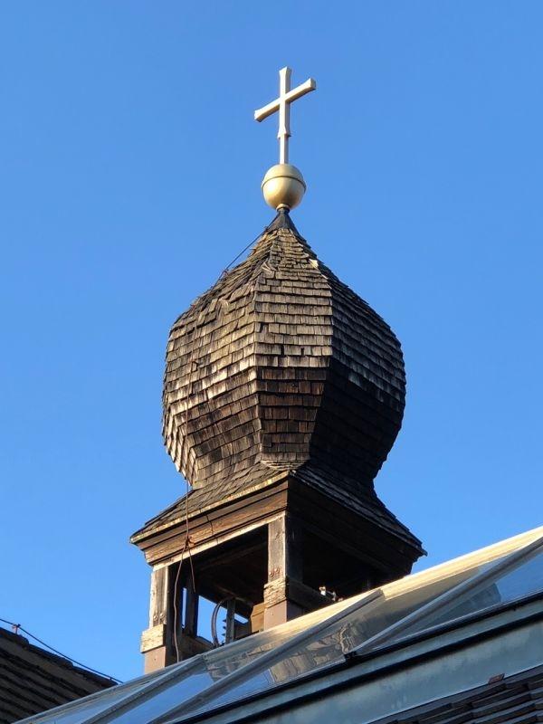 Fotowettbewerb: Turm der Michaelskirche